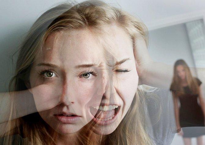 Признаки параноидальной шизофрении у мужчины