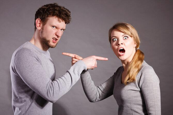 Как вести себя после ссоры с мужчиной
