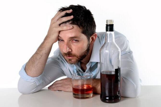 Алкогольная шизофрения и как она лечится