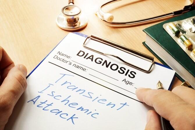 Транзиторная ишемическая атака это микроинсульт