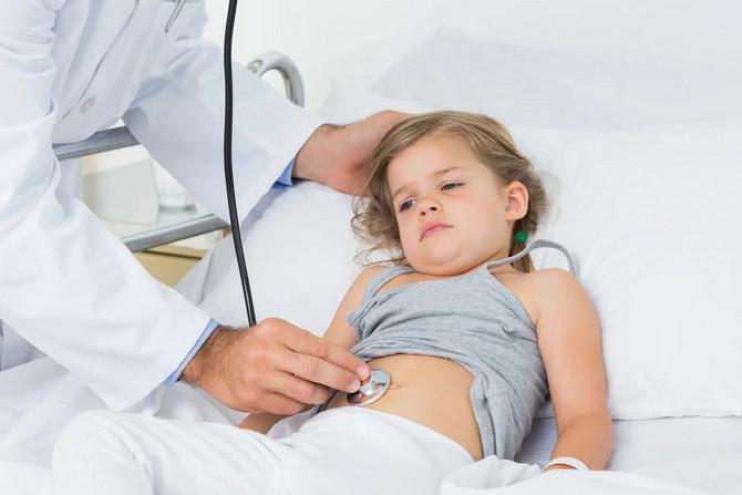 Симптомы абдоминальной мигрени у ребёнка