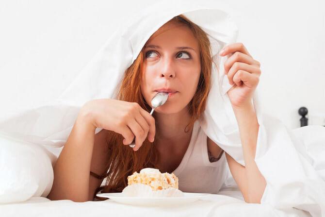 Как избавиться от компульсивного переедания?