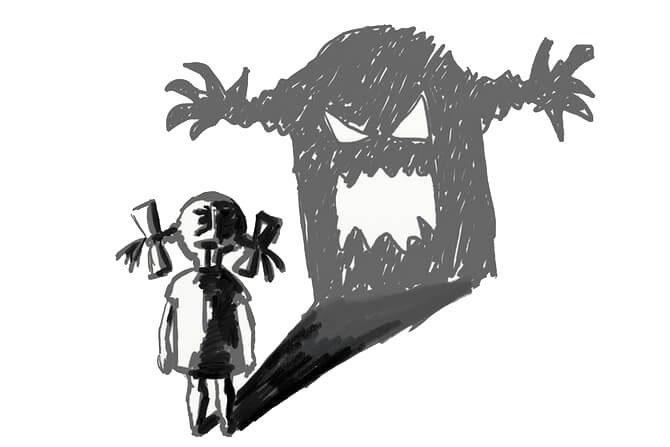 Работа со страхами у детей дошкольного возраста