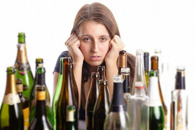 Признаки лечение и последствия женского алкоголизма