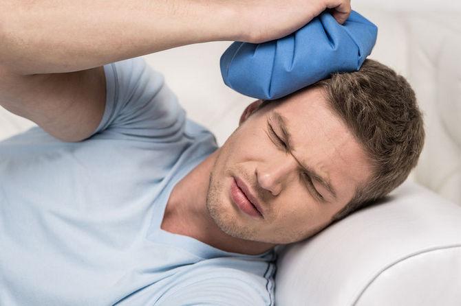 Кластерная головная боль: что это такое, причины, симптомы и лечение