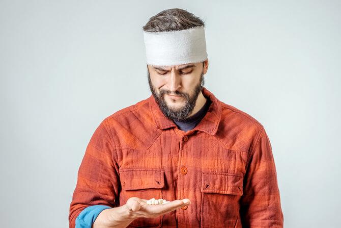 Таблетки от головной боли: причины появления боли, способы избавления от нее, особенности применения таблеток от головной боли