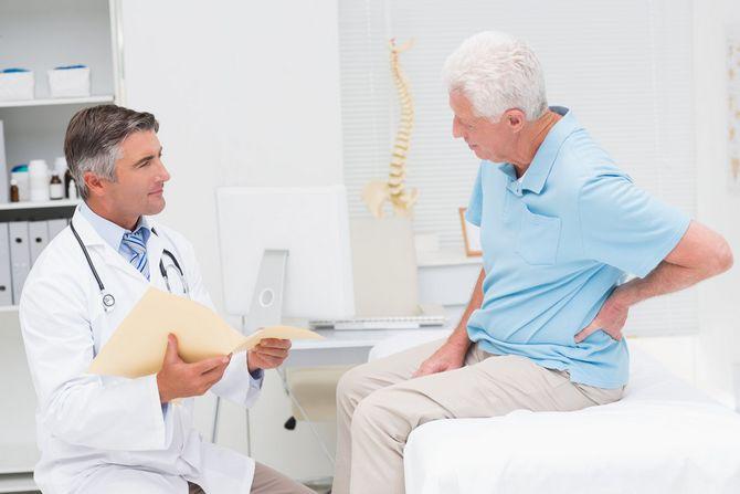 Боль в седалищном нерве лечение