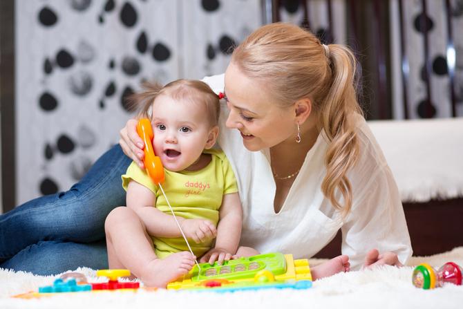 Как можно научить ребенка разговаривать