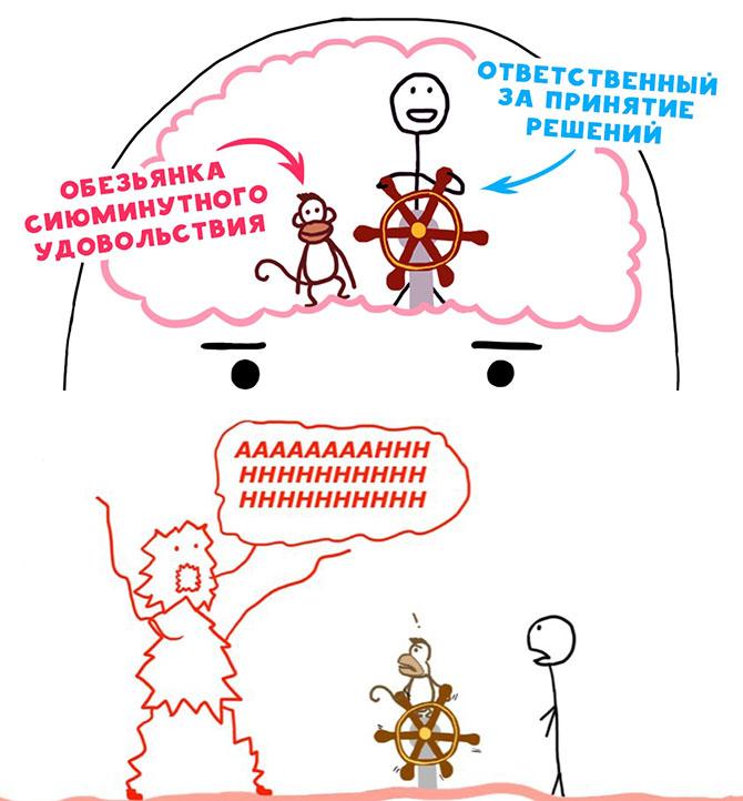 Объяснение явления прокрастинации