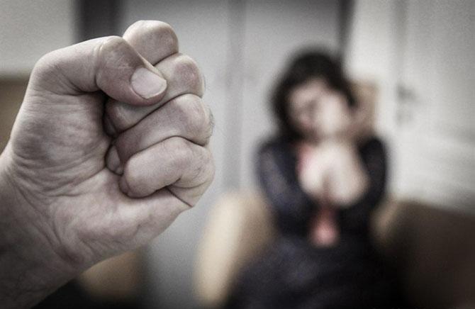Физическое домашнее насилие